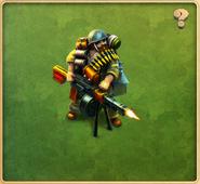 Elite Machine Gun