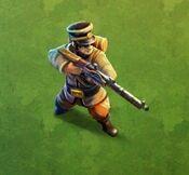 Musketeer Oriental