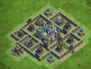 80 Walls Classical Age War Base nr1