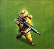 King's Royal Rifleman