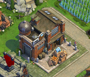 Storehouse Level 8