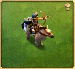 Heavy Horse Raider