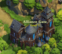 Alliance Gate Level 7