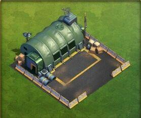Barracks Level 13