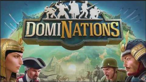 DomiNations Atropelando Iluminismo mal evoluído.