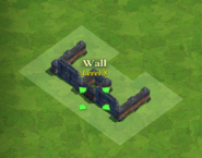 Wall and Gate Level 8