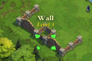 Wall and Gate Level 3