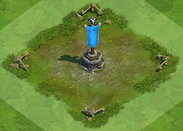Mercenary Camp Level 4