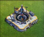 Missile Silo Level 10