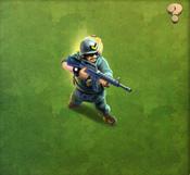 Heavy Republic Rifleman