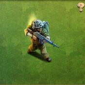 Elite Rifleman Oriental