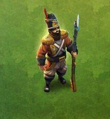 Praetorian Fusilier