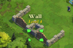 Wall and Gate Level 4