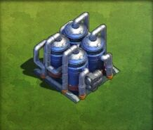 Oil Refinery Level 9