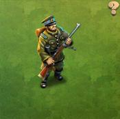 Shock Infantry Oriental