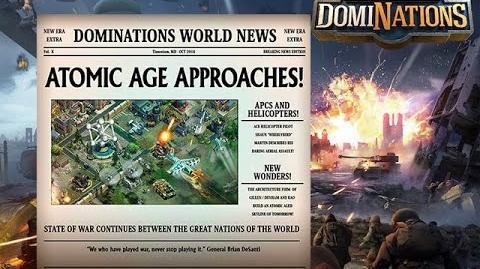 DomiNations War Ataques Global e Medieval 5 estrelas 100%