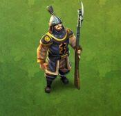 Fusilier Oriental