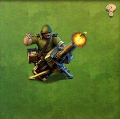 Valiant Field Mortar