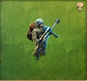 Advanced Infantry Oriental