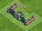 Wall and Gate Level 13