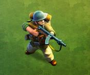 Veteran SMG Oriental
