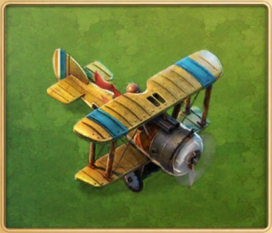 Biplane Mk.1