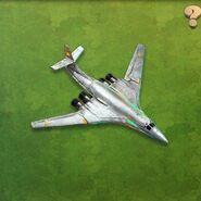 Advanced Bomber