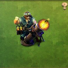 Elite Field Mortar
