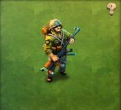 Elite Infantry Oriental