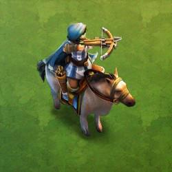 Heavy Cavalry Raider