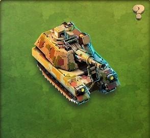 Advanced Artillery