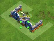 Wall and gate lvl20