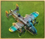 Bomber Mk1-3