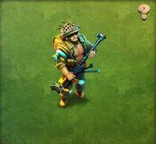 Valiant Infantry Oriental