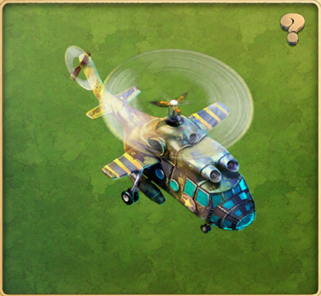Heavy Tactical Helicopter