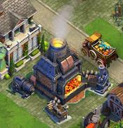Armory Level 9