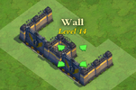 Wall and Gate Level 14