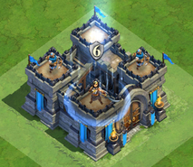 Castle Level 3