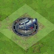 Mortar Level 11