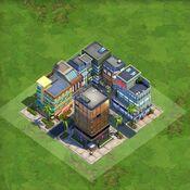 City Center North European Level 14