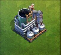 Oil Refinery Level 8