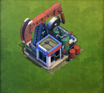 Oil Well Level 11