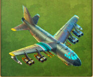 Strategic Bomber Mk1-3