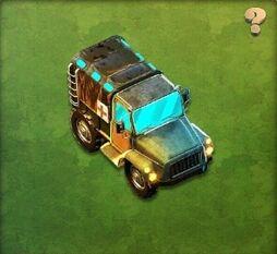 Advanced Supply Convoy