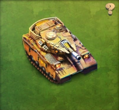 Heavy Tank Mk.10