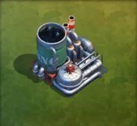 Oil refinery lvl 7