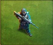 Advanced Republic Rifleman
