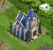 Church temple H level