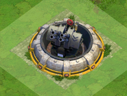 Air Defense Level 5