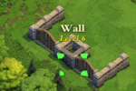 Wall and Gate Level 6